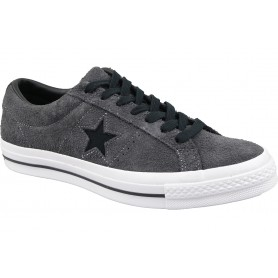 Converse One Star Shoes M 163247C gray