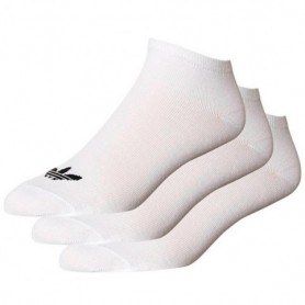 Socks adidas ORIGINALS Trefoil Liner S20273 3 pack white