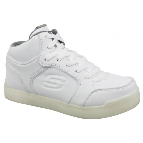 Skechers Energy Lights 90622L-WHT