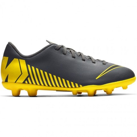 ca6311073 Mybrand shoes Nike Mercurial Vapor 12 Club MG JR AH7350-070 Football Shoes