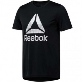 Reebok Workout Graphic Tech Tee M DU2178 training shirt