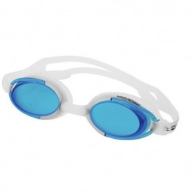 Swimming goggles Aqua-Speed Malibu white-blue