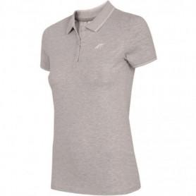 T-shirt 4F W H4L19-TSD013 27M cool light gray melange