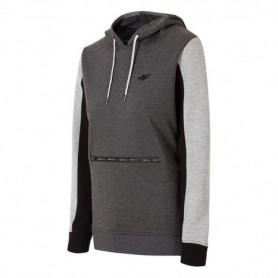 Sweatshirt 4F W H4L19-BLD006 gray