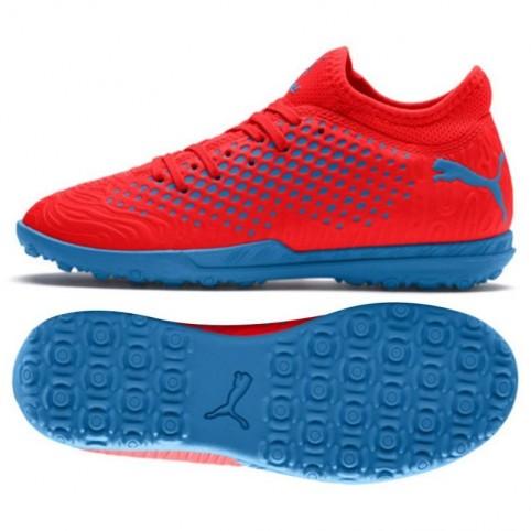 Football boots Puma FUTURE 19.4 TT Jr 105558 01