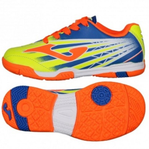 Indoor shoes Joma Super Copa JR IN SCJS.911.IN + Free Football