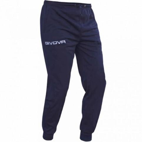 Givova One football pants navy blue P019 0004