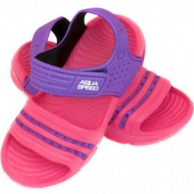 Aqua-speed sandals Noli pink purple col.39