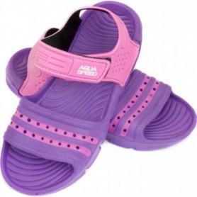 Sandals Aqua-speed Noli purple pink Kids col. 93