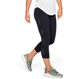 Under Armour Pants Favorite Mesh Crop W 1329317-001