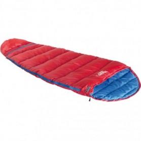 Sleeping bag High Peak Tembo Vario red blue 23042