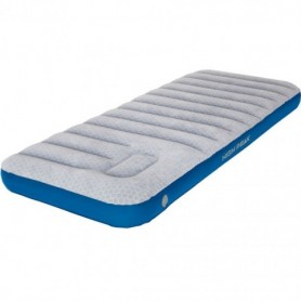 Velor mattress High Peak Cross Beam Single Extra Long j. Gray blue 40043