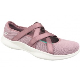 Skechers Serene Elation 15847-MVE shoes purple