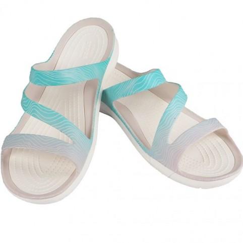 Flocs Crocs Swiftwater Seasonal Sandal W 205637 41S