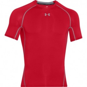 Under Armor Thermoactive T-shirt HeatGear Compression Shortsleeve M 1257468-600