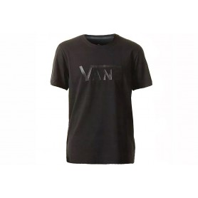 T-shirt Vans Ap M Flying VS Tee M VN0004YIBLK