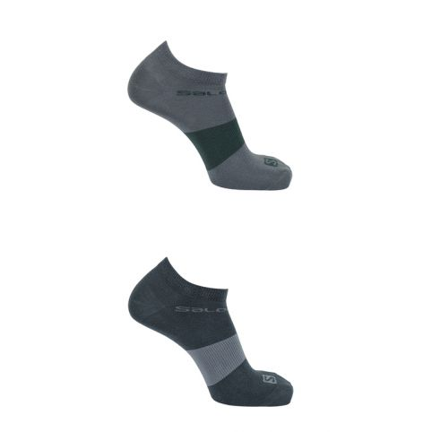Salomon 12457 Festival 2-pack Unisex Socks C11269