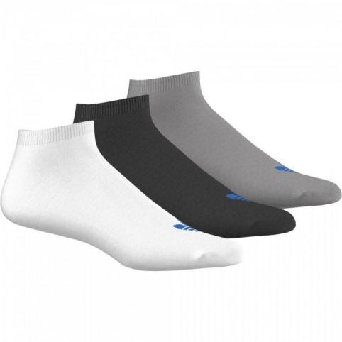 Socks adidas ORIGINALS Trefoil Liner U 3pak AB3889