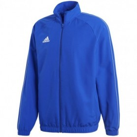 Adidas CORE 18 PRESENTATION sweatshirt, blue M CV3685