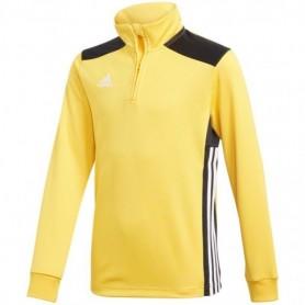 SWEATSHIRT adidas REGISTA 18 TRAINING yellow JR DJ1841