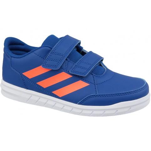 Adidas Altasport CF K shoes navy blue orange JR G27086