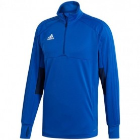 Adidas Condivo18 Training Top 2 blouse, blue M CG0397