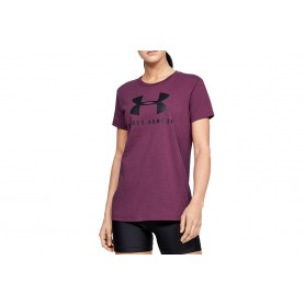 T-shirt Under Armour Graphic Sportstyle Classic Crew W 1346844-569