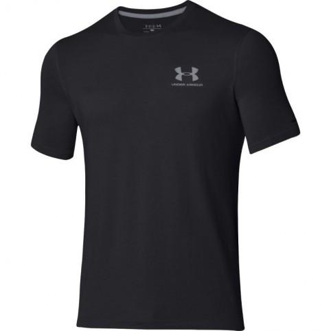 Under Armour Training Shirt Sportstyle Left Chest Logo M 1257616-001