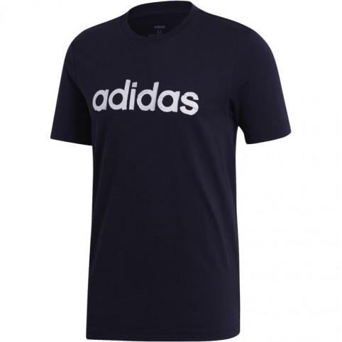 Adidas M Graphic Linear Tee 3 M navy blue EI4600