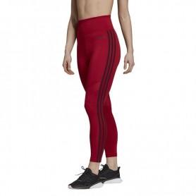 Pants Adidas D2M 3S W EI6187 red