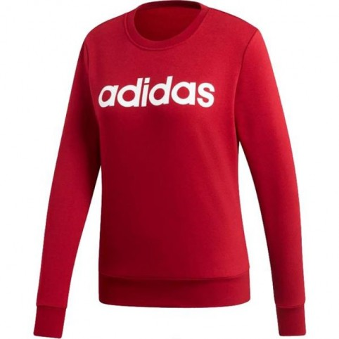 Adidas E LIN Sweat W EI0677 red