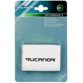 Captain's armband RUCANOR White