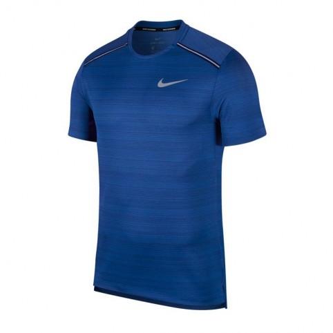 Koszulka biegowa Nike Dry Miler Top SS T-Shirt M AJ7565-438