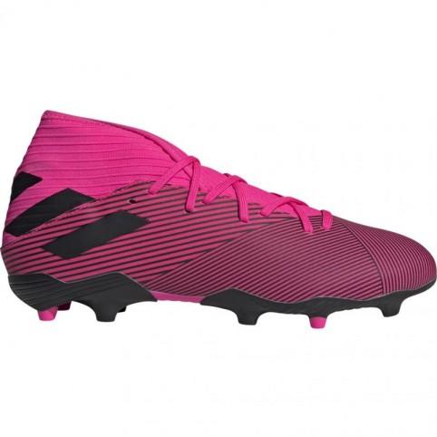 Adidas football boots FG Nemeziz 19.3 M F34388 pink