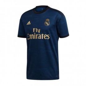 Adidas Real Madrid Away Jersey T-Shirt 19/20 M FJ3151
