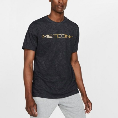 Nike jersey Dry Tee Metcon SLUB M CJ9478-010
