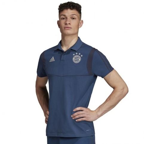 Polo adidas FC Bayern M DX9187 dark blue
