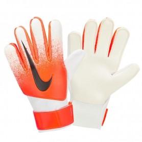 Rękawice Nike GK Match SU19 JR GS3371 101 pomarańczowo-białe