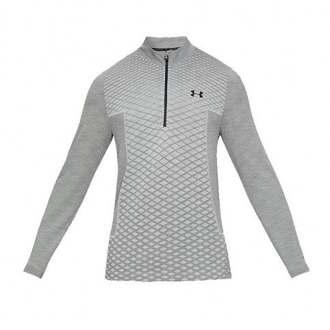 Bluza Under Armour Vanish Seamless 1/2 Zip M 1345731-011