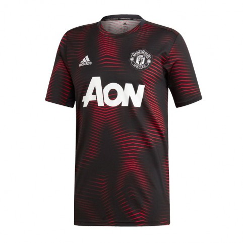 T-shirt adidas MUFC Home Pre Match 18/19 M DP2285