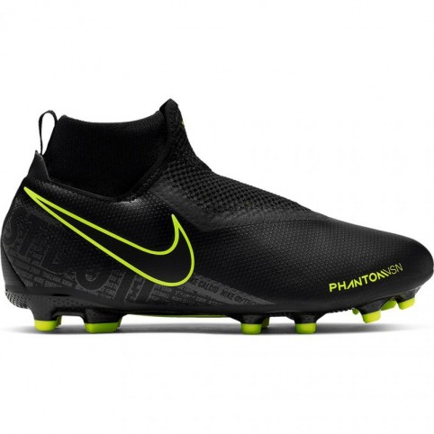 Nike Phantom VSN Academy DF FG / MG JR AO3287-007 football shoes