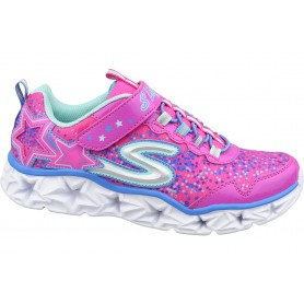 Skechers Galaxy Lights Jr 10920L-NPMT shoes