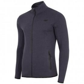 Sweatshirt 4F M H4Z19-BLM075 32M
