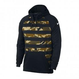 Nike Dry Training Fleece Camo M AQ1140-010 sweatshirt