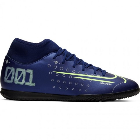 Nike Mercurial Superfly 7 Club MDS IC JR BQ5417-401 indoor shoes