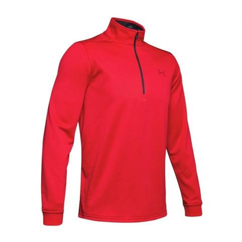 Sweatshirt Under Armor Fleece 1/2 Zip M 1320745-601