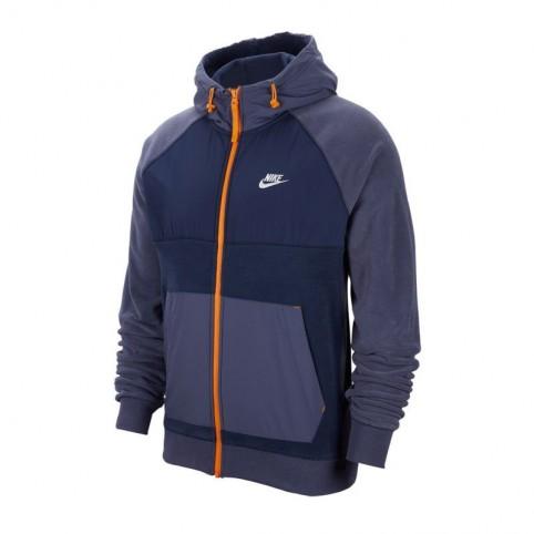 Sweatshirt Nike NSW CE Hoodie FZ Winter M BV3592-410