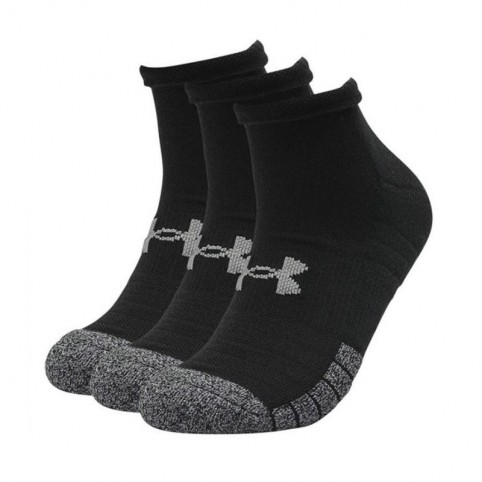 Under Armour Heatger Locut Socks 1346753-001