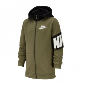Nike NSW Core Amplify FZ JR BV3649-222 sweatshirt