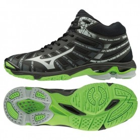 Mizuno WAVE VOLTAGE MID M V1GA196537 shoes